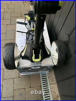 Motocaddy M3 Pro 2018 Electric Golf Trolley With 28v Lithium Battery