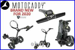 Motocaddy M3 Pro DHC Lithium Electric Golf Trolley BRAND NEW FOR 2020