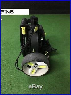 Motocaddy M3 Pro Electric Golf Trolley (18 Hole) Lithium Battery & Charger