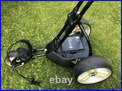 Motocaddy M3 Pro Electric Golf Trolley, Ultra Lithium Battery, very good