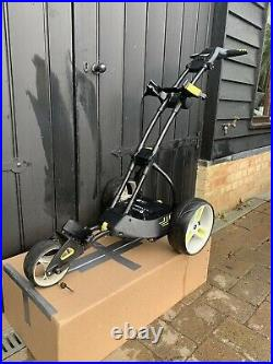 Motocaddy M3 Pro Electric Golf Trolley With Lithium Battery + travel Case