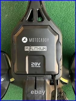 Motocaddy M3 Pro Electric Trolley / 18 Hole Lithium Trolley / New