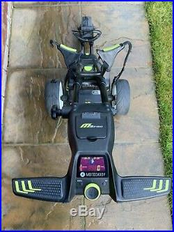 Motocaddy M3 Pro Electric Trolley Lithium Battery Excellent Condition