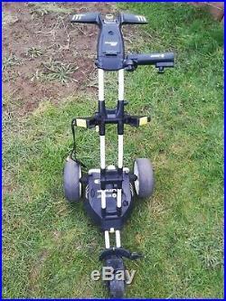 Motocaddy M3 Pro Golf Trolley Lithium Battery