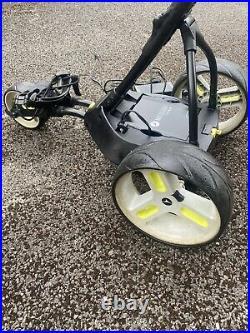 Motocaddy M3 Pro Lithium Battery Electric Golf Trolley