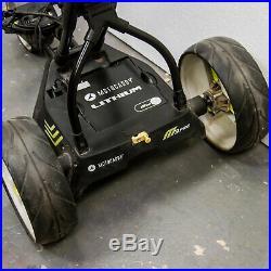 Motocaddy M3 Pro Lithium Standard Range Electric Trolley
