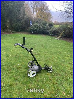 Motocaddy M3 Pro Series Electric Golf Trolley Lithium Battery