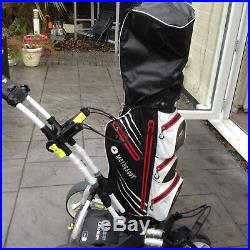 Motocaddy M3 pro Lithium Golf trolley And Dry Series Bag