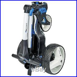 Motocaddy M5 Connect Electric Golf Trolley GPS Enabled Standard Lithium Battery