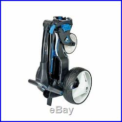 Motocaddy M5 Connect Electric Trolley Black Standard Lithium RRP £649