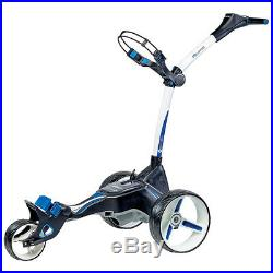 Motocaddy M5 Connect Extended Range Lithium Electric Trolley