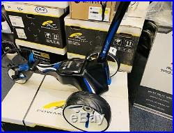 Motocaddy M5 Connect Lithium Electric Golf Trolley Immaculate 24 Hour Delivery