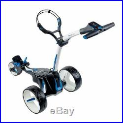 Motocaddy M5 GPS Connect Alpine 36 Hole Lithium Electric Trolley NEW! 2019