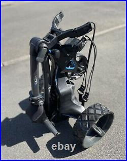 Motocaddy M5 GPS DHC 36 HOLE ULTRA Lithium Battery Electric Golf Trolley