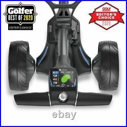 Motocaddy M5 GPS DHC Electric Golf Trolley 18 Hole Standard Lithium NEW! 2020