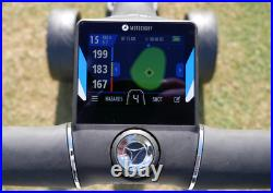 Motocaddy M5 GPS DHC Electric Trolley 28v Lithium Battery