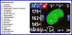 Motocaddy M5 GPS Electric Golf Trolley 18 Hole Standard Lithium NEW! 2020