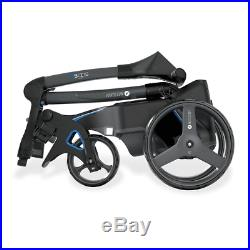 Motocaddy M5 Gps Electric Golf Trolley +lithium Battery +free Gift -new For 2020
