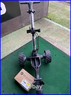 Motocaddy M7 Remote Electric Trolley / Extended Lithium / New