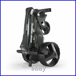 Motocaddy M-Tech Lithium Electric Golf Trolley 36 Hole Free Accessory Pack
