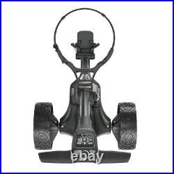 Motocaddy M-tech Extended Lithium Golf Trolley +free £49.99 Accessory Pack