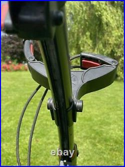 Motocaddy S1Pro Electric Golf Trolley with Lithium Battery Graphite