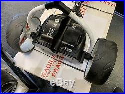 Motocaddy S1 Alpine 36 Hole Lithium Electric Golf Trolley 24 Hour Delivery