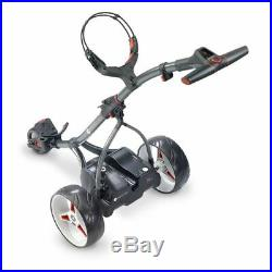 Motocaddy S1 DHC Electric Trolley Graphite Standard Lithium RRP £549