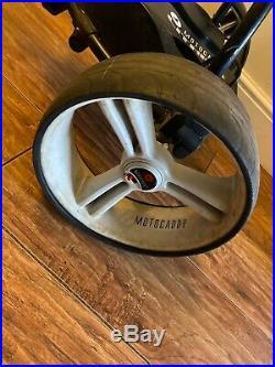 Motocaddy S1 Digital Electric Golf Trolley, 18 Hole Lithium Battery