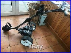 Motocaddy S1 Digital Electric Golf Trolley. Lithium Battery, Charger and Manual