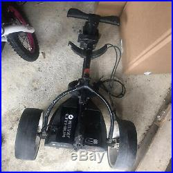 Motocaddy S1 Digital Electric Golf Trolley / Lithium Battery and charger