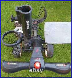 Motocaddy S1 Digital Golf Trolley (LITHIUM BATTERY) Plus Extras