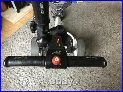 Motocaddy S1 Digital Lithium Golf Trolley