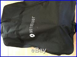 Motocaddy S1 Electric Folding Golf Trolley 18 hole Lithium Battery Seat Umbrella