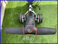 Motocaddy S1 Electric Golf Trolley, 18 Hole Lithium Battery