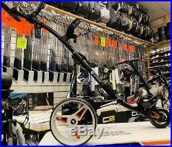Motocaddy S1 Electric Golf Trolley 36 Hole Lithium Ex Demos 24 Hour Delivery