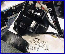 Motocaddy S1 Electric Golf Trolley 36 Hole Lithium Good Condition 24 Hr Delivery