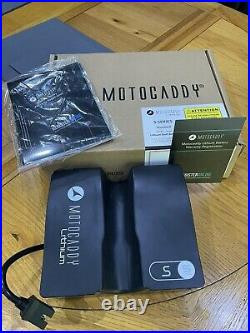 Motocaddy S1 Electric Golf Trolley Graphite Standard Lithium (18)