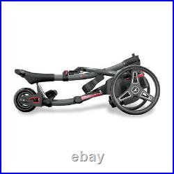 Motocaddy S1 Electric Golf Trolley Graphite Standard Lithium (18) NEW! 2021