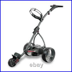 Motocaddy S1 Electric Golf Trolley Graphite Ultra Lithium (36 Holes) NEW! 2020