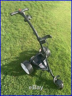 Motocaddy S1 Electric Golf Trolley Lithium