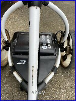 Motocaddy S1 Electric Golf Trolley, Lithium Battery&Charger, collect Felixst