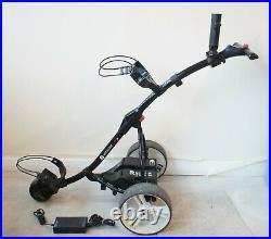Motocaddy S1 Electric Golf Trolley, Lithium battery, Umbrella holder. FREE P&P