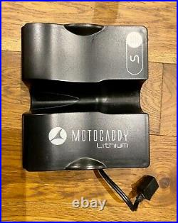 Motocaddy S1 Electric Golf Trolley Standard Lithium Battery Used