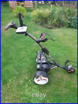 Motocaddy S1 Electric Golf Trolley With Lithium Battery