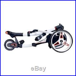 Motocaddy S1 Electric Trolley 18H Lithium + Free Cart Bag