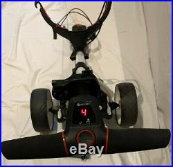 Motocaddy S1 Electric Trolley including S18 Lithium battery and Charger