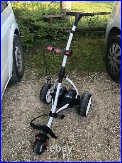 Motocaddy S1 Lithium Battery Golf Electric Trolley