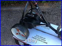 Motocaddy S1 Lithium Battery Golf Trolley Latest Model