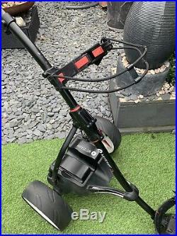 Motocaddy S1 Lithium Electric Golf Trolley